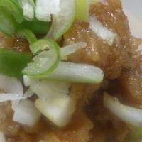 おススメはご飯がほしくなる魚みそ豆腐だった☆凪☆堺市西区♪