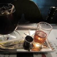 老舗カフェ「アンヂェラス」の梅ダッチコーヒー