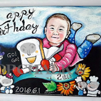 2歳、おめでとう!★