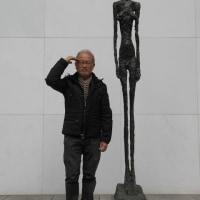 僕の好きなこの一点・・アルベルト・ジャコメッティの人物彫刻