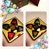美しく美味しいチョコレート。やっぱりピエール・ルドンさん。*美バレエ・エクササイズ