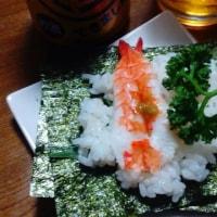 ひさしぶりの手巻き寿司、この組み合わせはどう?
