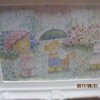 雨のお休み♪