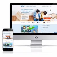 引っ越しクリーニングサービス, プラットフォーム Moving and cleaning services, plattform