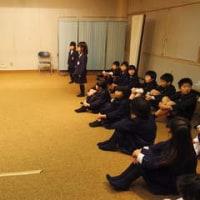 1/17 新年の決意発表会