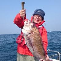 山形県酒田船釣りkaori
