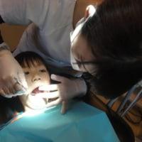 2回目の歯医者さん