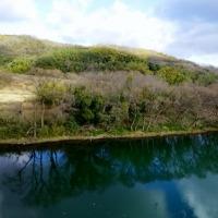 倉敷大橋を渡り水江渡し跡まで歩く