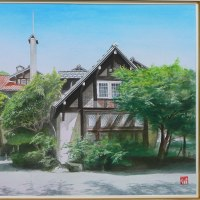 京都大山崎美術館
