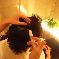 頭皮用クレンジング&トリートメント☆生薬成分でかゆみスッキリ