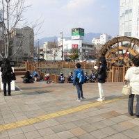 昨日は、長野へ