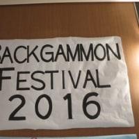 初めて日本選手権に参加しました~Backgammon Festival 2016(2016.10.8-10)