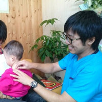 小児ぜんそくに小児はり治療