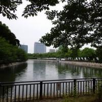 大阪城公園散策
