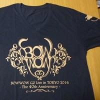 山本恭司(BOWWOW)ライブコンサート♪♪