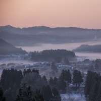 朝霧の東由利2