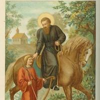 聖ルドゲーロ司教   St. Ludgerus E.