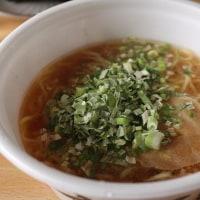 凄麺/京都 背脂醤油味