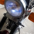 GSX250TヘッドライトLED化・メーター修理