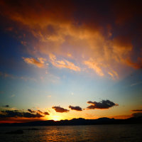 『夕景』 照ヶ崎