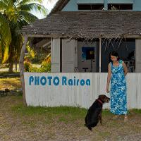 PHOTORairoa、営業終了です。