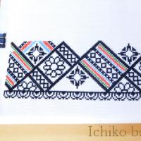 ウクライナ刺繍六日の続です