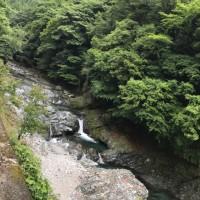 河内川ふれあいビレッジオートキャンプ場2日目(2)