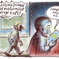 今はこっちが案じている アイスランド語の将来