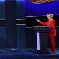 米大統領候補 激しく討論会 !!