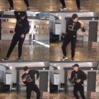 RAIN   PSYの「New Face」のダンス映像を公開