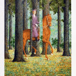 Rene Magritte : Le Blanc-seing