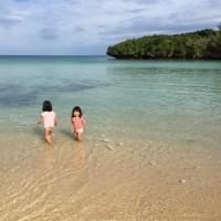 海と女の子たち
