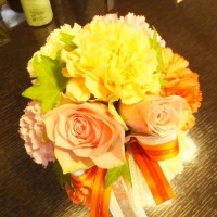 大宮盆栽村 中島さんのお琴ライヴ 打ち上げ 母の日プレゼント
