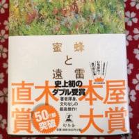 直木賞&本屋大賞『蜜蜂と遠雷』はピアノコンクールが舞台の小説です