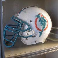 ザックの96年ルーキーイヤーのヘルメット