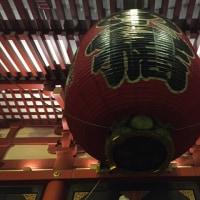 浅草寺に初詣