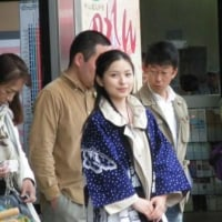 恵那駅にいらっしゃいませ!麻衣さん