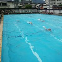 4年生 水泳指導