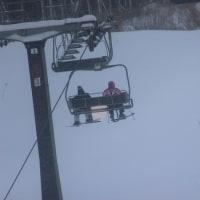 温泉とスキーとマユとティーナ