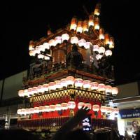 ぶらり旅・秋の高山祭(宵祭・行神台)(岐阜県高山市)