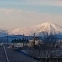 見事な富士山!「産後骨盤メンテナンス立川ヒロ整骨院」