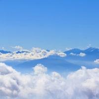 山岳点景:天空大陸