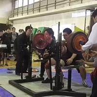 第102回関東学生パワーリフティング選手権大会