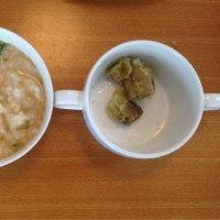 今日の離乳食(昼御飯)【110日目】