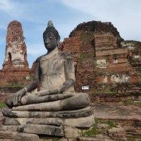 カンボジアと タイ・バンコク旅行 その4 アユタヤへ