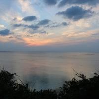 沖縄旅6ホテルビーチ&中庭最終編
