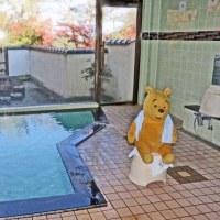 プーさん 長野県小県郡青木村 田沢温泉 ますや旅館に行ったんだよおおう その5