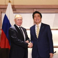 3年4ヶ月ぶりに日露防衛相会談が開催、日本のロシア協調外交と日本の防衛力強化の成果だ!!