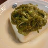 タコライス&わかめスープ&芽かぶ温豆腐
