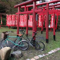 紅葉プチサイクリング